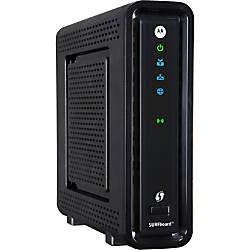 Zebra SURFboard SBG6580 IEEE 802.11n Modem/Wireless Router