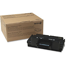 Xerox 106R02311 High Yield Black Toner