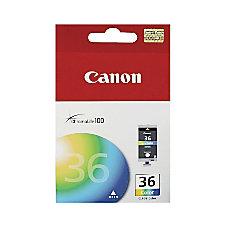 Canon CLI 36 Multicolor Ink Tank