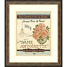 Amanti Art French Seed Packet II
