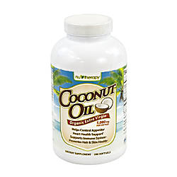 Nu Therapy Coconut Oil Organic Extra