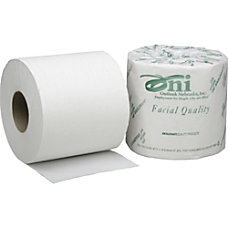100percent Recycled Bathroom Tissue 1 Ply
