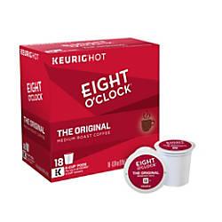 Eight OClock Pods Original Coffee K