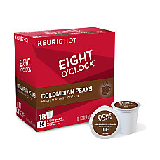 Eight OClock Colombian Coffee K Cups