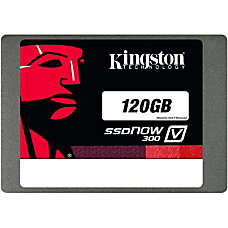 Kingston SSDNow V300 120 GB 25