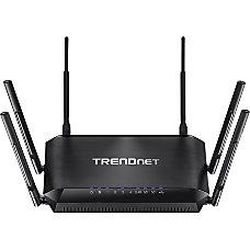 TRENDnet TEW 828DRU IEEE 80211ac Ethernet
