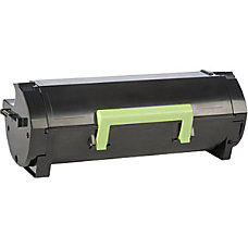Lexmark 501G Toner Cartridge Black