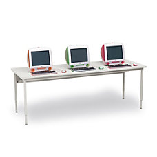 Bretford Basic Quattro Computer Desk 32