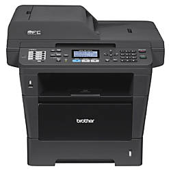 Brother® Laser Multi-Function Center© Wireless Monochrome Printer, Copier, Scanner, Fax, MFC-8710DW