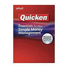 Quicken Essentials For Mac Traditional Disc
