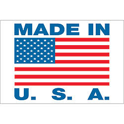 Tape Logic Preprinted Labels Made in
