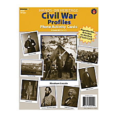 Edupress Hands On Heritage Civil War
