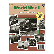 Edupress Hands On Heritage World War