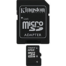 Kingston SDC1032GB 32 GB microSD High
