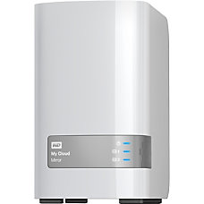 WD My Cloud Mirror 4 TB