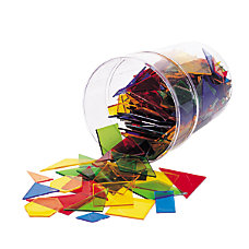 Learning Resources Power Polygons Set Grades