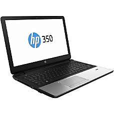 HP 350 G2 156 LED Notebook