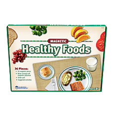 Learning Resources Pretend Play Magnetic Healthy