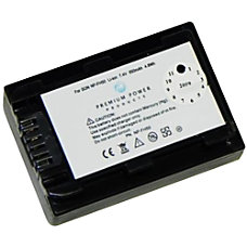 Premium Power Products Battery for Sony