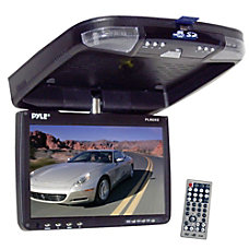 Pyle PLRD92 Car DVD Player 169
