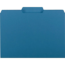 Smead 10287 Sky Blue Interior File