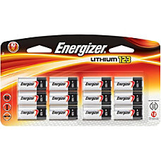 Energizer EL123BP Lithium General Purpose Battery