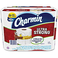 Charmin Ultra Strong 2 Ply Bath