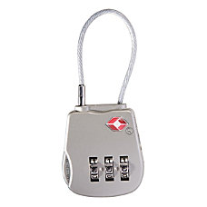 Pelican TSA Accepted Combination Luggage Lock