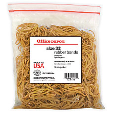 Office Depot Brand Rubber Bands 32