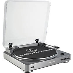 Audio Technica AT LP60 Record Turntable