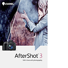 Corel Aftershot 3 Standard Download Version