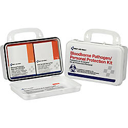 First Aid Only Bloodborne PathogenPersonal Protection
