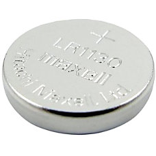 Lenmar WCLR1130 Alkaline Button Cell General