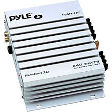 Pyle Hydra PLMRA120 Marine Amplifier 140