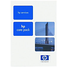 HP Care Pack 3 Year Service