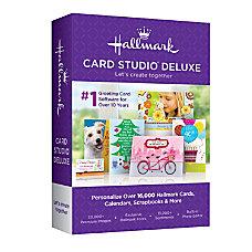 Hallmark Card Studio Deluxe 2016 Traditional