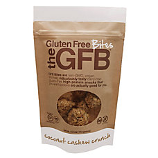 GFB The Gluten Free Bites Coconut
