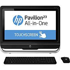 HP Pavilion TouchSmart 23 h100 23