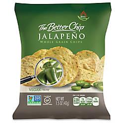 The Better Chip Jalapeno Chips Gluten