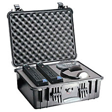 Pelican 1550 Shipping Case wirh Padded