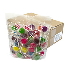Everson Distributing Lollipops 5 Lb Assorted