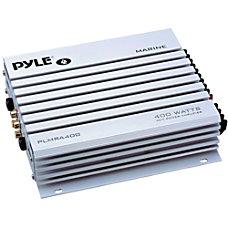 Pyle Hydra PLMRA400 Marine Amplifier 400