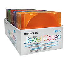 Memorex Slim CD Jewel Case