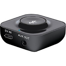 iSound GoSync Portable Bluetooth Receiver