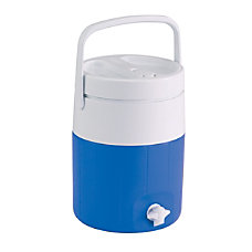 Coleman Water Jug 2 Gallons Blue