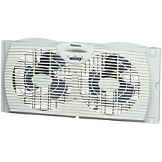 Holmes Twin Window Fan with Reversible