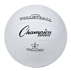 Champion Sports Regulation Volleyball White