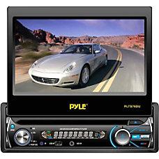 Pyle PLTS76DU Car DVD Player 7