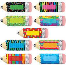 Creative Teaching Press Poppin Patterns Pencils