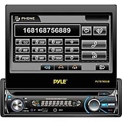 Pyle PLTS78DUB Car DVD Player 7